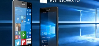 Microsoft To Commence Two Flagship Phones on 30 November