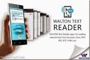 WALTON Text Reader Review