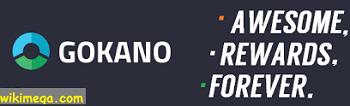 gokano logo, what is gokano.com logo, logo of gokano.com