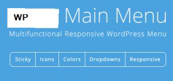 How to Add Fullscreen Responsive Menu in WordPress